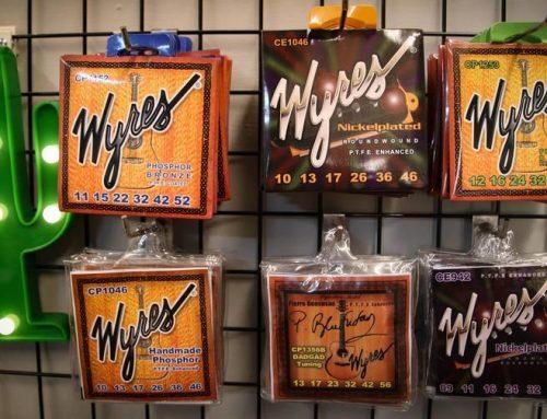 Wyres 手工覆膜弦使用心得及評比