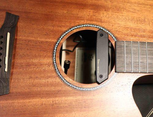 木吉他拾音器安裝完整攻略